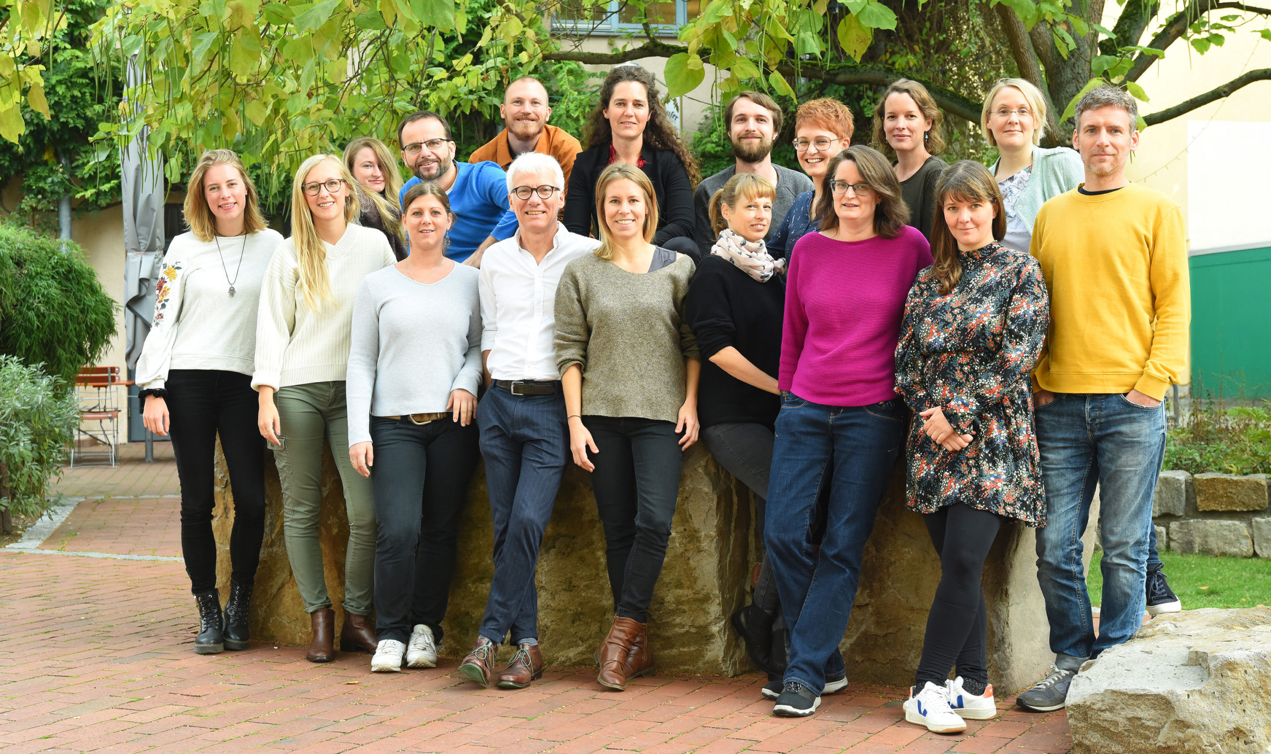 tippingpoints Teamfoto